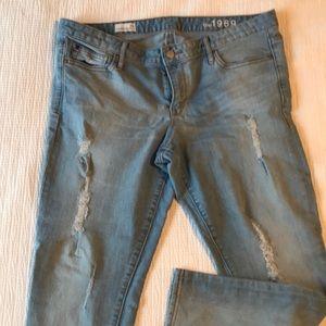 Gap jeans size 33